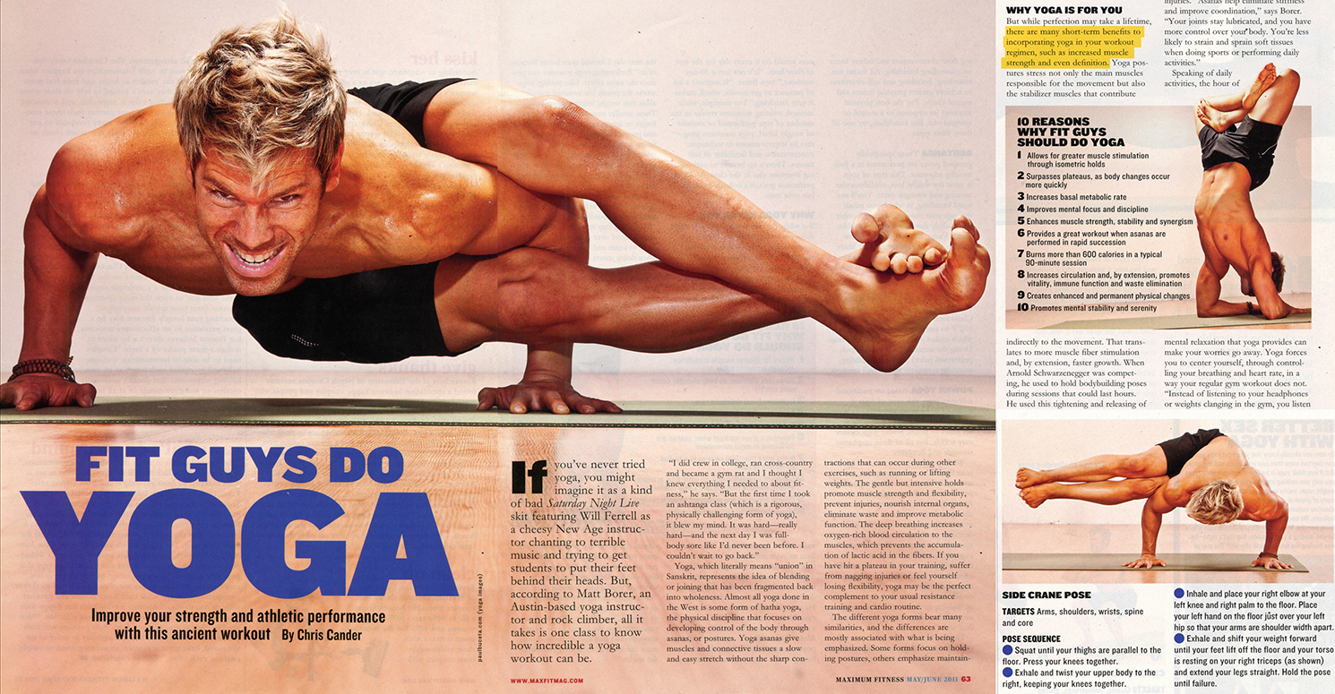 MR. YOGA • Mr. Yoga ® Is Your #40 Authority on Yoga Poses