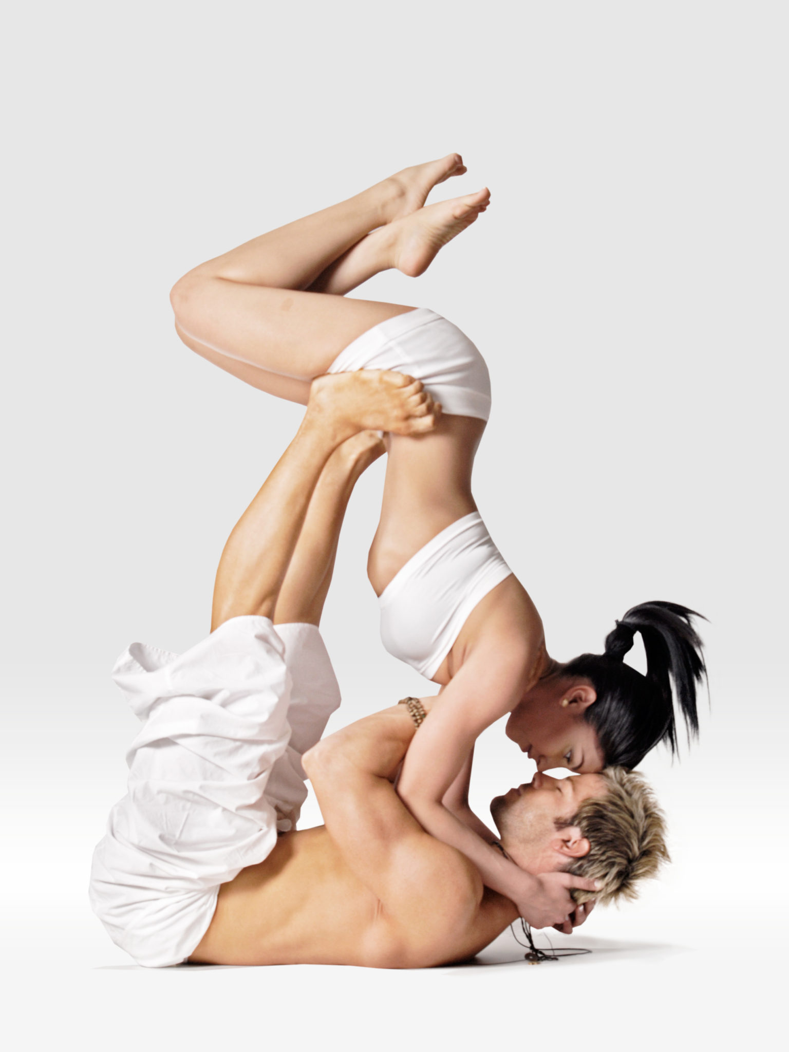 Tantric Yoga Kiss