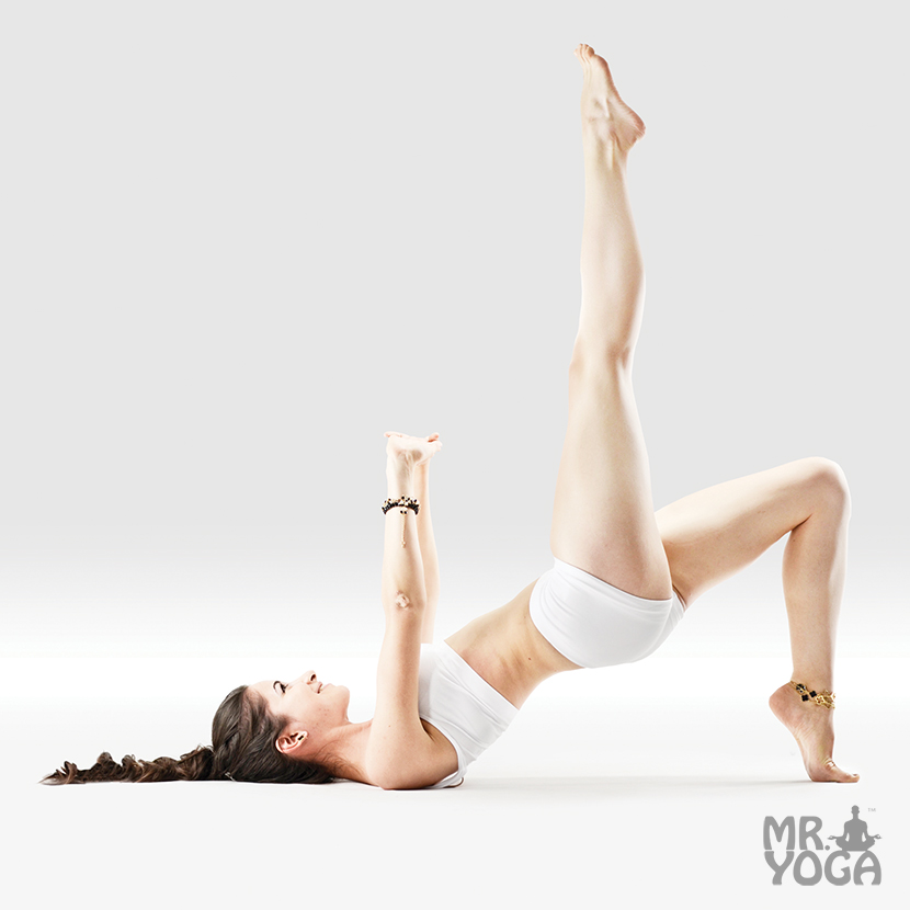 Yoga-Pose-One-Legged-Upward-Hands-Bound-Tip-Toe-Bridge-Whole-Body-Pose-Eka-Pada-Urdhva-Baddha-Hasta-Prapada-Setu-Bandha-Sarvangasana