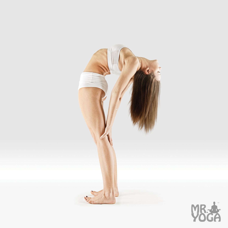Rising Standing Cobra Pose Yoga Poses